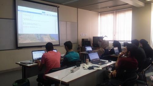 Google Earth Engine Workshops